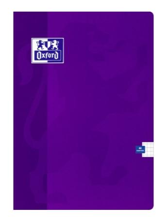 Brulion Oxford Esse A4 96 kartek linia