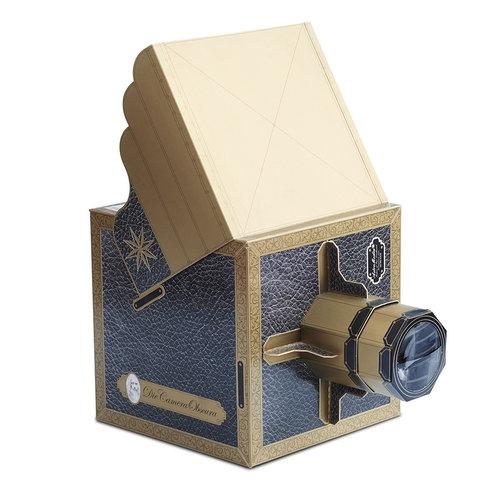 Camera Obscura matówka 16x16cm do samodzielnego złożenia