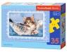 Puzzle Lazy Kitten 35 elementów (035199)