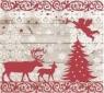 Serwetki Christmas Forest