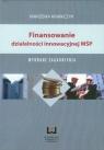 Finansowanie działalności innowacyjnej MŚP