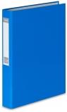 Segregator ringowy Vaupe FCK 40 mm 4 ringi A4 niebieski jasny (057/19)