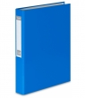VauPe, segregator ringowy FCK, 40 mm, 4 ringi, A4, niebieski jasny (057/19)