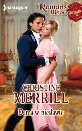 Dama w niesławie Christine Merrill