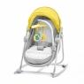 Leżaczek 5w1 Unimo Żółty (KKKUNIMYEL0000) od 0 lat