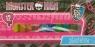 Plastelina Monster High 12 kolorów