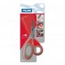 Nożyczki biurowe 19cm czerwone MILAN