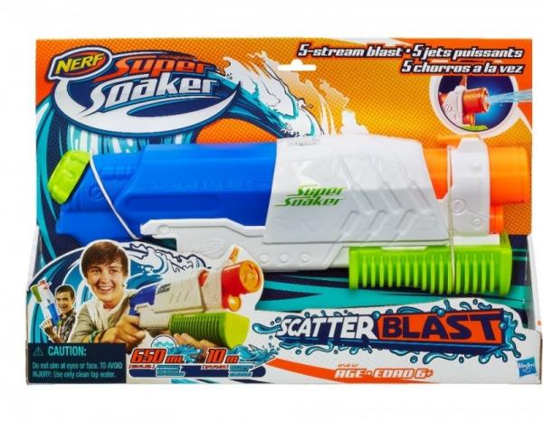 Nerf Soa Scatter Blaster (A5832)