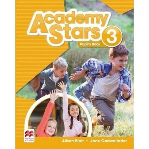 Academy Stars 3 Pupil's Book + kod online Blair Alison, Cadwallader Jane