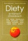 Diety w różnych chorobach Bętkowska Teresa, Rożnowska Krystyna