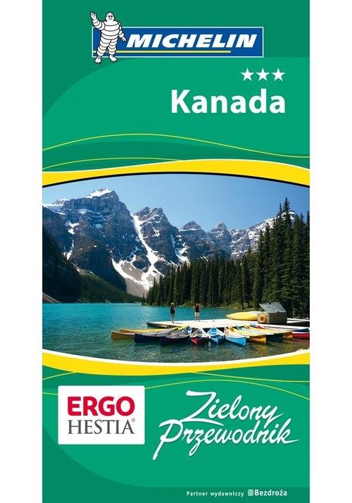 Kanada Zielony Przewodnik praca zbiorowa