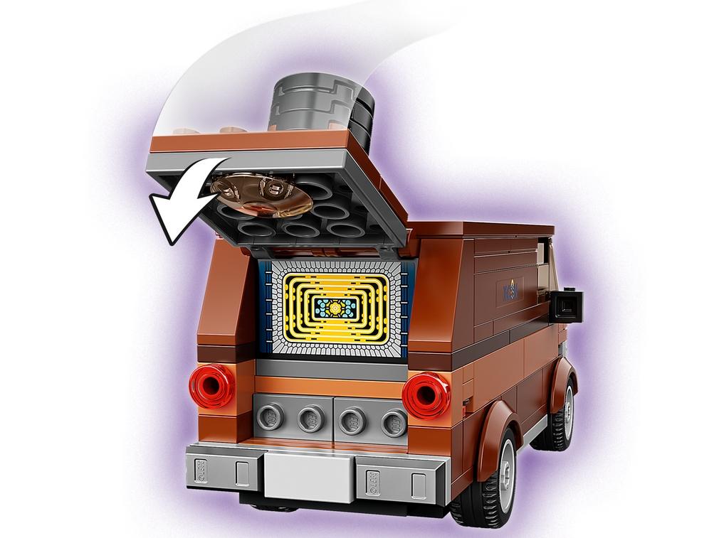 Lego Marvel Super Heroes: Avengers: Koniec gry - ostateczna bitwa (76192)