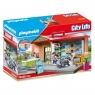 Playmobil City Life: Przenośny sklep z warzywami (70320)Wiek: 4+