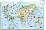 Puzzle Observation 100 Zwierzęta świata + książeczka