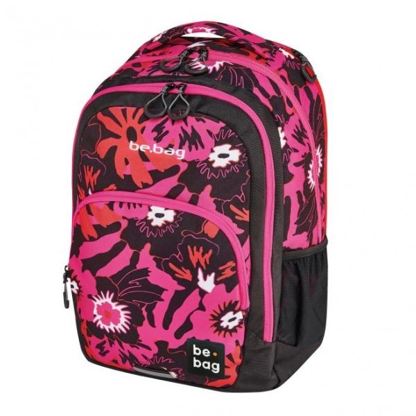 Plecak Be.bag Be.ready Pink Summer