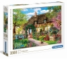Puzzle 1000: High Quality Collection - The Old Cottage