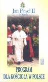 Program dla Kościoła w Polsce Jan Paweł II