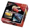 Puzzle Cars 3w1 Legendy wyścigu (34820)