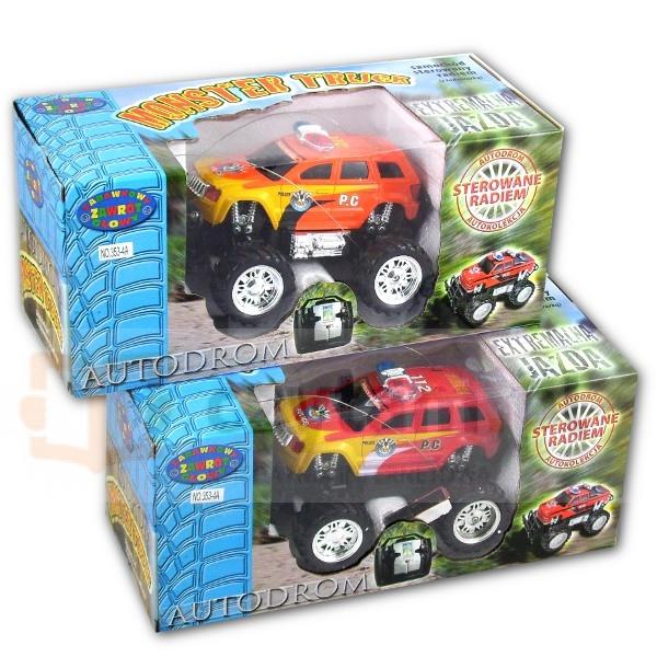 DROMADER Autodrom Monster Truck na Radio (505820)