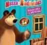 Masza i Niedźwiedź. Książeczka z okienkami