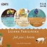 Pakiet: Jak pies z kotem. Tom 1-3 Liliana Fabisińska
