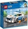 Lego City: Samochód policyjny (60239) Wiek: 5+
