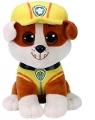 Maskotka Beanie Babies Psi Patrol - Rubble 24 cm (TY 96320)