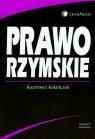 Prawo rzymskie Kolańczyk Kazimierz
