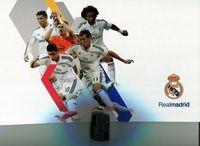 Teczka z rączką A4 Real Madrid biała