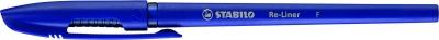 Długopis Stabilo Re-Liner 868 F niebieski (868/1-41)