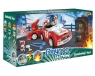 PinyPon Action - Pojazd Straż pożarna z figurką 7 cm i akcesoriami (FPP16057/61201)