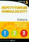 Repetytorium gimnazjalisty historiaGimnazjum na 5 Chłosta-Sikorska Agnieszka