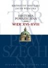 Historia powszechna Wiek XVI-XVIII