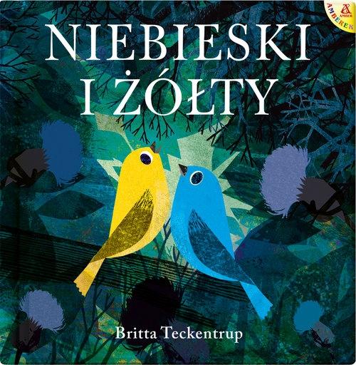 Niebieski i Żółty Teckentrup Britta