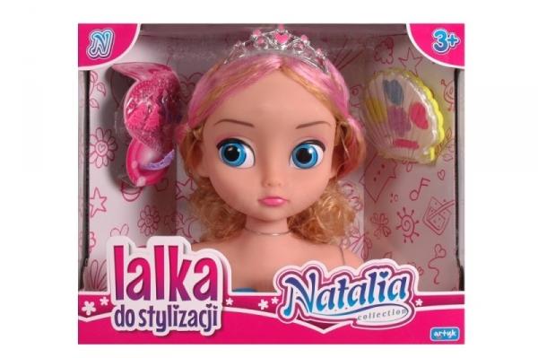 Natalia głowa do stylizacji (X-NA-LP0012)