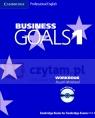 Business Goals 1 WB w/CD Gareth Knight