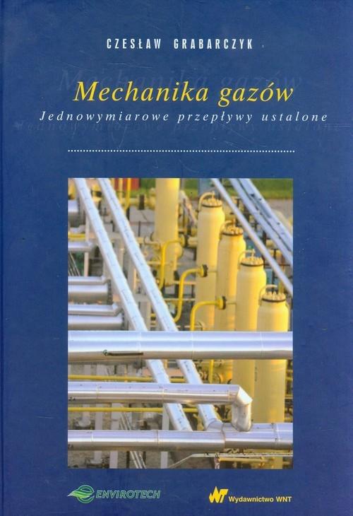 Mechanika gazów Grabarczyk Czesław