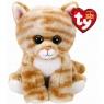 Maskotka Beanie Babies Cleo - złoty pręgowany kot 15 cm (42305)