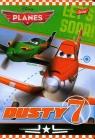 Zeszyt A5 Planes w linie 32 kartki Dusty 7