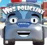 Historyjki małego chłopca Wóz policyjny