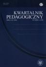 Kwartalnik Pedagogiczny 1/2016