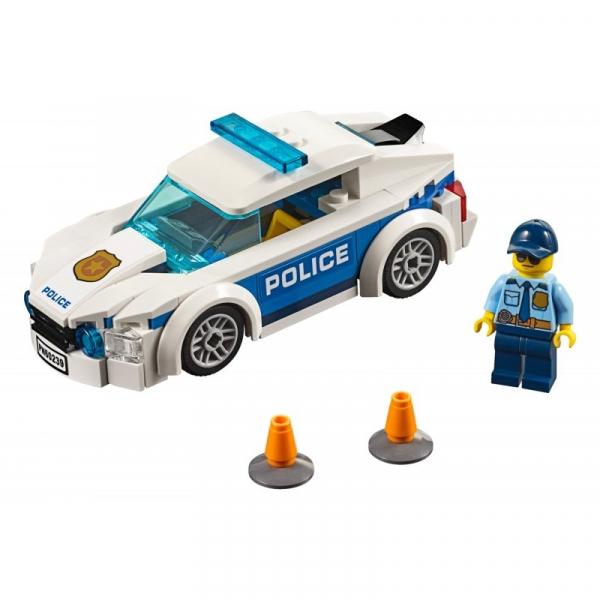 Lego City: Samochód policyjny (60239)