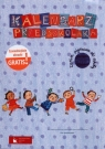 Kalendarz przedszkolaka Teczka ( 6 części)  Tokarska Elżbieta, Kopała Jolanta