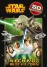 Star Wars Niech Moc będzie z Tobą! + naklejki