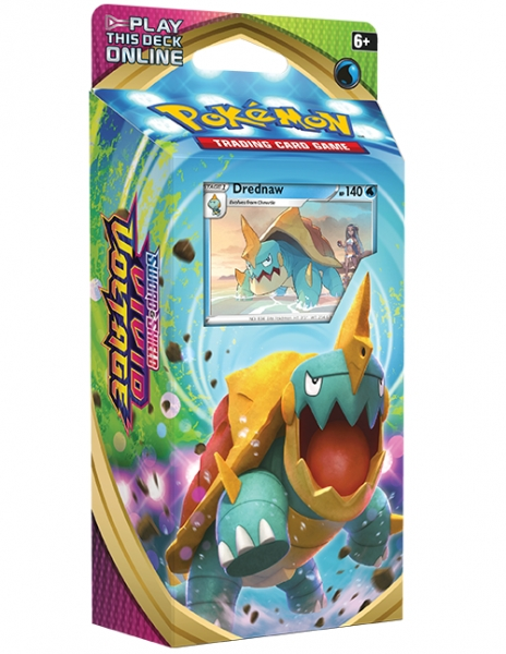 Pokemon TCG: Vivid Voltage - PCD Theme Deck - Drednaw (80757)