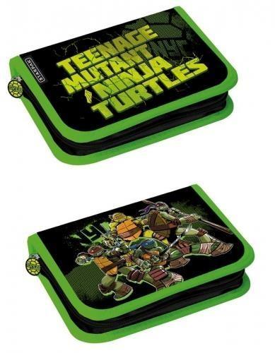 Piórnik bez wyposażenia Żółwie Ninja