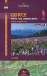Gorce Nowy Targ i Rabka-Zdrój Mapa turystyczna