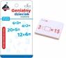 Genialny dzieciak - fiszki matematyczne mnożenie (110202)