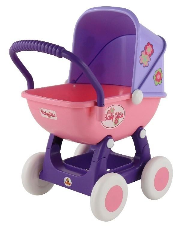 Wózek dla lalek Arina 4-kolowy (48202)