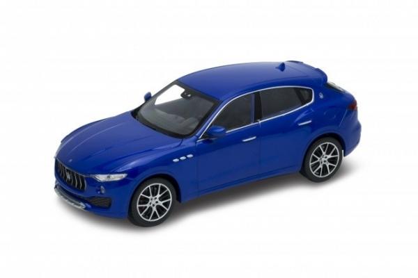 Model kolekcjonerski Maserati Levante niebieski (24078)